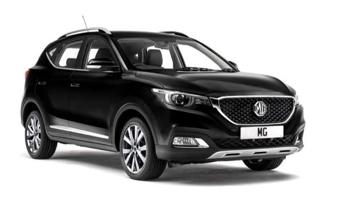 Mg Zs Excite 2018 Brown And Gammons
