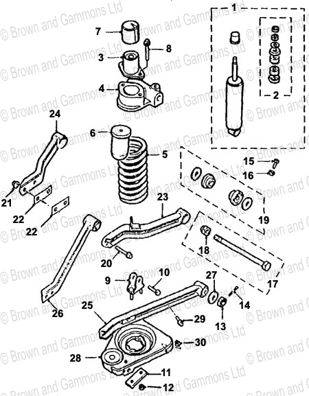 Image for Front Suspension