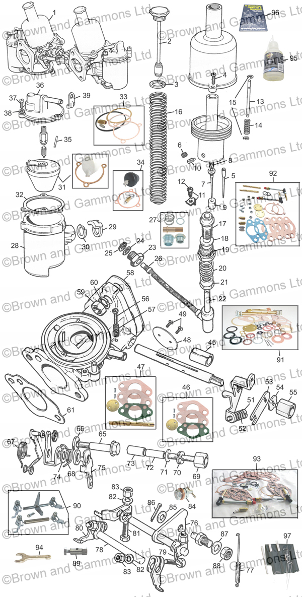 Image for 1275  Carburetters