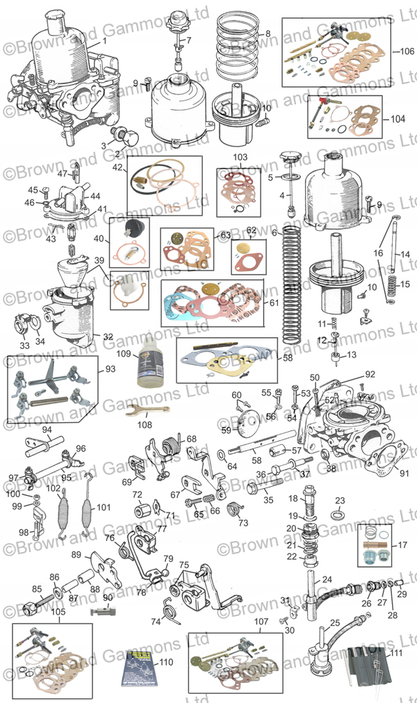 Image for 1500 Carburettor