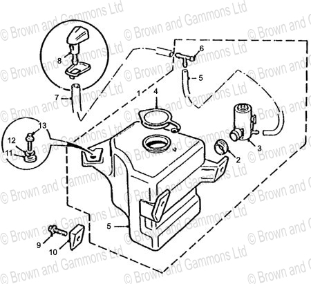 Image for Windscreen Washers