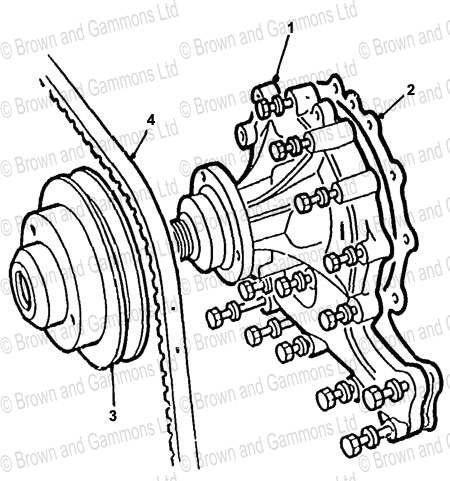 Image for Water pump