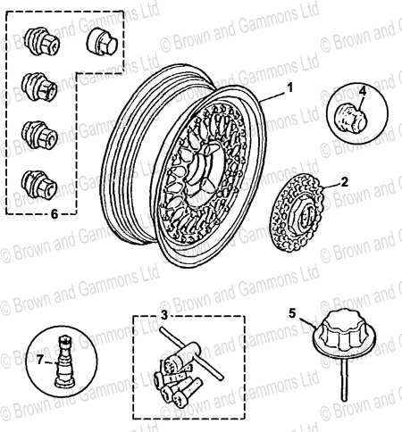 Image for Road Wheels
