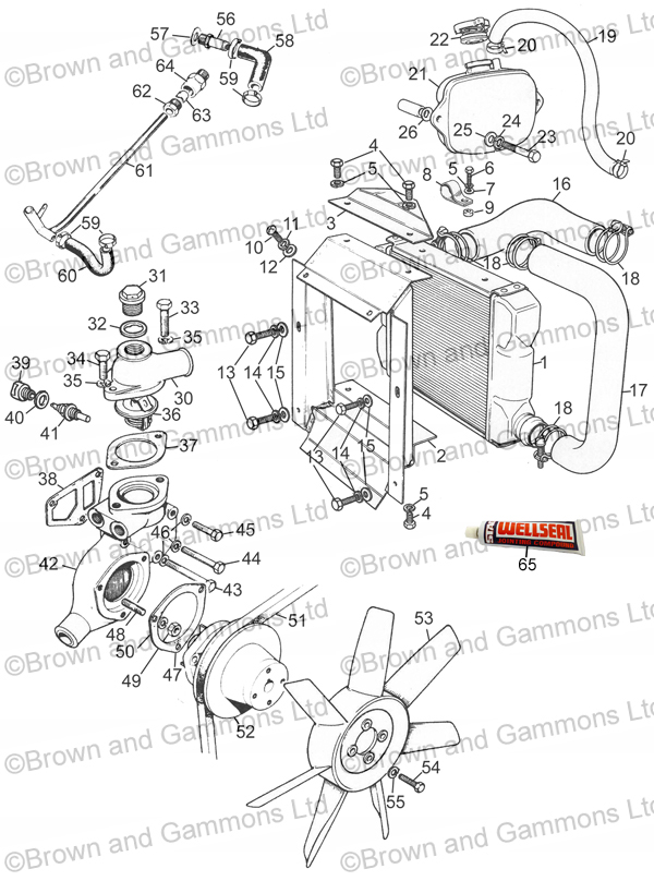 Image for Cooling System 1500