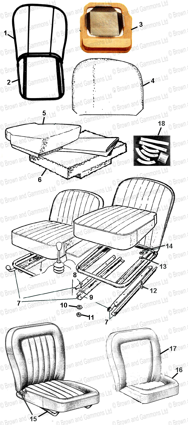 Image for Seat Accessories