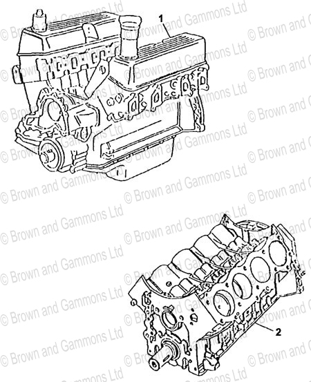 Image for Engine - 3900cc