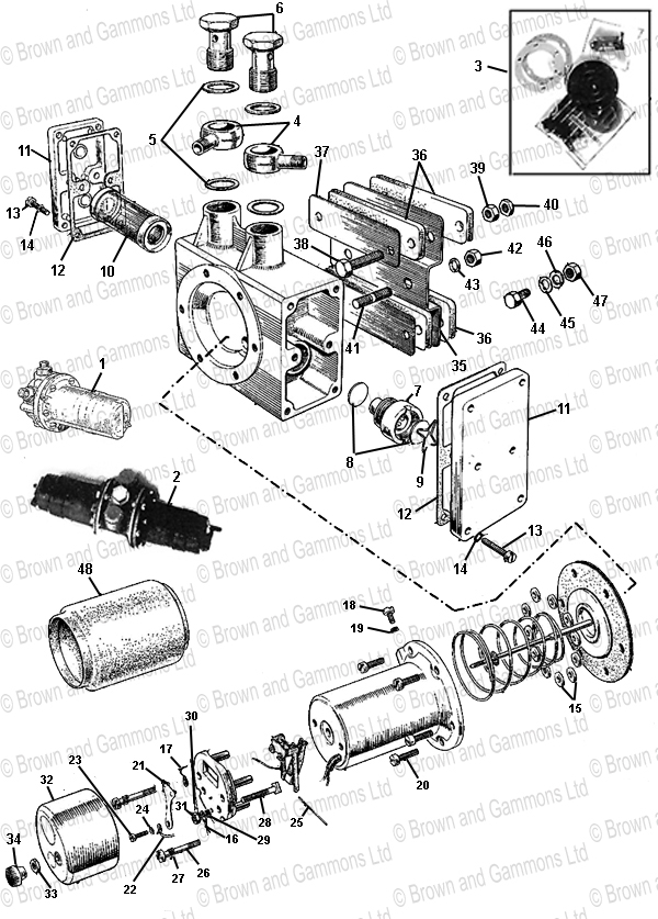 Image for Fuel System & Fittings