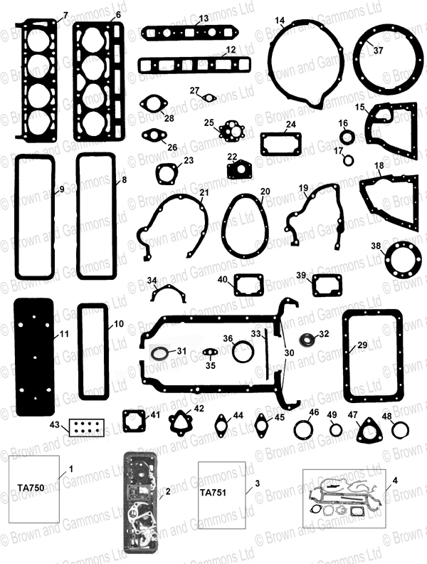 Image for Gaskets