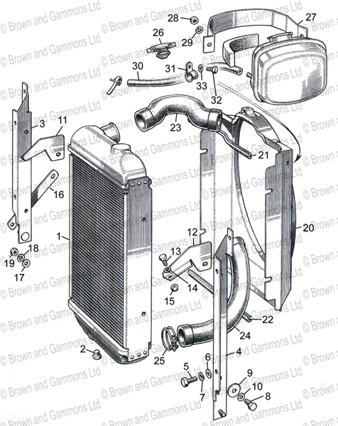 Image for Radiator Expansion Tank & Fittings