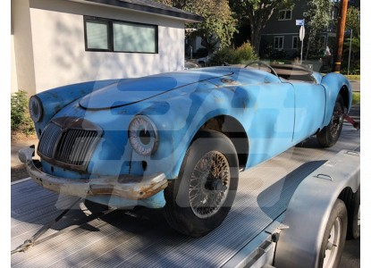 Classic Cars for Sale - Brown and Gammons