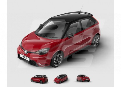 Mg 3 Car Accessories Best Cars Modified Dur A Flex