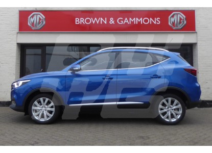 Mg Zs Excite Brown And Gammons
