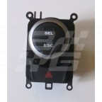 Image for Hazard warning Switch fascia MG6