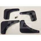 Image for Front & rear Mud flap set New MG ZS