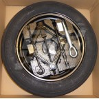 Image for Spare Wheel Kit New MG ZS