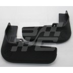 Image for MG logo rear mud flaps Set of 2 - MG6 GT