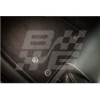 Image for Front & rear Fabric mat set New MG ZS Auto model