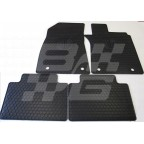 Image for Rubber mat set of 4 MG ZS - 2018 model Auto