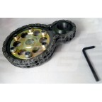 Image for ADJ SPROCKET/CHAIN SET MGA/B
