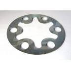 Image for FLYWHEEL L/PLATE 5BRG MGB/C