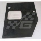 Image for RUBBER PAD PEDAL BOX/FLOOR TDF