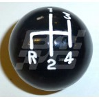 Image for GEAR LEVER KNOB MGB & C 67-72