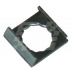 Image for FRONT LOCK PLATE B/HOSE MGB/A