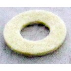 Image for FELT WASHER 3/8 INCH