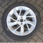 Image for MG3 16inch Carousel Alloy Wheel & Tyre- Goodyear 195/55 R16