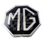 Image for BOOT BADGE 'MG' PLASTIC MGB