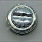 Image for FILLER CAP M/CYL METAL MGA MGB MIDGET