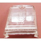 Image for LENS WHT SIDE LAMP MGB CHR/B