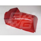Image for LENS REAR STOP LAMP MGB MID