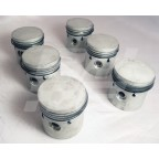 Image for PISTON SET STD MGC 4 ring type