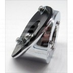 Image for REAR LAMP CHROME PLINTH LATE TD & TF