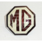 Image for BADGE SPARE WHEEL BROWN/CREAM TA-TC