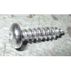 Image for CHROME POZIPAN SCREW No6x0.5 INCH