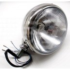 Image for HEAD LAMP 7 INCH S/S RHD TD H4