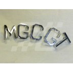 Image for MGC GT LETTER SET