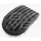 Image for PEDAL RUBBER MGA MGB MGC