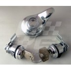 Image for 3 PIECE LOCK SET MGB MGC
