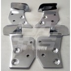 Image for DOOR CAPPINGS END SET MGB RDST