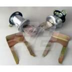 Image for PAIR MGB MK1 DOOR LOCKS