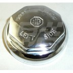 Image for 12TPI KNOCK-ON NUT TYPE LH 'MG'