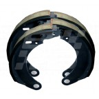 Image for Comp TA/TB-TC Brake shoe set 4 - COU