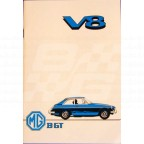 Image for MGB V8 HANDBOOK