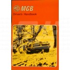 Image for MGB HANDBOOK 1975 USA