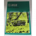 Image for HANDBOOK MGB RUBBER BUMPER