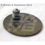 Image for THROTTLE DISC ASSY. MGB GT V8