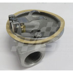 Image for Float Lid assembly Rear carb